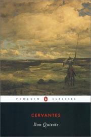 Cover of: Don Quixote (Penguin Classics) | Miguel de Unamuno