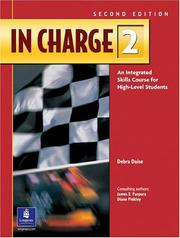 Cover of: In Charge 2 | Debra Daise