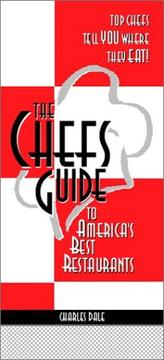 Cover of: The Chef's Guide to America's Best Restaurants