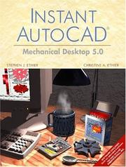 Cover of: Instant AutoCAD | Stephen J. Ethier