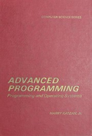 Advanced programming; programming and operating systems.
