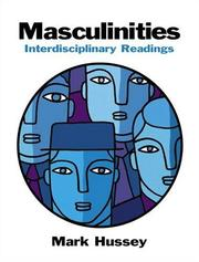 Cover of: Masculinities