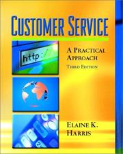 Customer Service by Elaine K. Harris