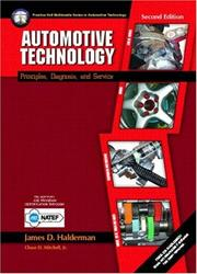 Cover of: Automotive Technology