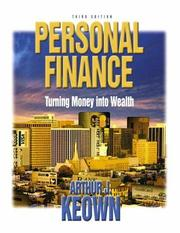 Cover of: Personal Finance and Workbook and Software Guide Package