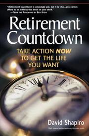 Cover of: Retirement Countdown: Take Action Now to Get the Life You Want (Financial Times Prentice Hall Books)