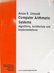 Computer arithmetic systems