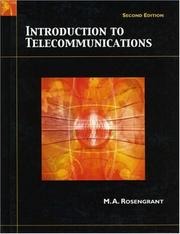 Introduction to Telecommunications (2nd Edition)