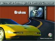 Cover of: Brakes (Automotive Technology: The Electronic Classroom)