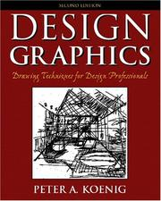 Cover of: Design Graphics | Peter A. Koenig