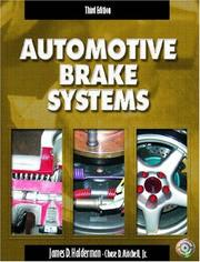 Cover of: Automotive Brake System & Worktext & Student CD Pkg.