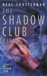 Cover of: The Shadow Club rising