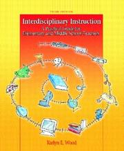 Interdisciplinary instruction