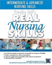 Cover of: Prentice Hall Real Nursing Skills | Prentice-Hall
