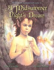 Cover of: William Shakespeare's A midsummer night's dream
