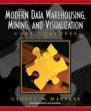 Cover of: Modern Data Warehousing and Megaputer Suite CD | George M. Marakas