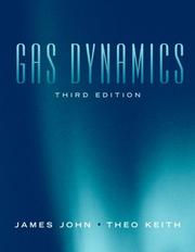 Gas dynamics by James E. A. John