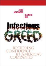 Cover of: Infectious greed | John R. Nofsinger