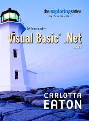 Cover of: Microsoft Visual Basic.NET brief