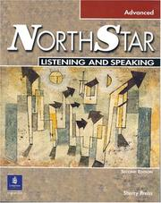 Cover of: NorthStar Listening and Speaking Advanced w/CD (2nd Edition) | Sherry Preiss