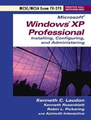 Cover of: Exam 70-270 Microsoft Windows XP Professional