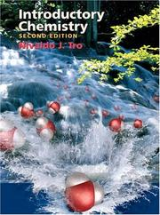 Cover of: Introductory chemistry | Nivaldo J. Tro
