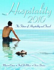 Cover of: Hospitality 2010 | Marvin J. Cetron