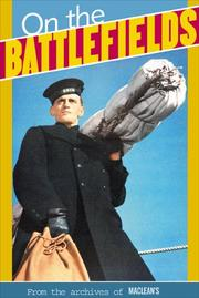 Cover of: On the battlefields