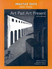 Cover of: Art Past Art Present Practice Tests