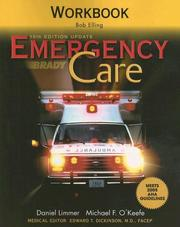 Cover of: Emergency Care Workbook | Bob Elling