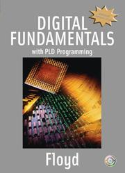 Cover of: Digital Fundamentals with PLD Programming