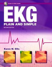 Cover of: EKG Plain and Simple (2nd Edition) | Karen Ellis