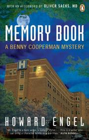 Cover of: Memory Book (Benny Cooperman Mysteries