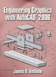 Cover of: Engineering Graphics with AutoCAD(R) 2006