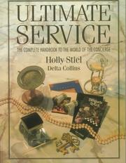 Cover of: Ultimate service | Holly Stiel