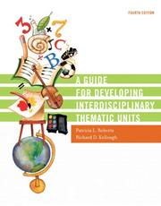 Cover of: Guide for Developing Interdisciplinary Thematic Units, A