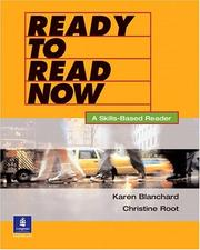 Cover of: Ready to read now: a skills-based reader