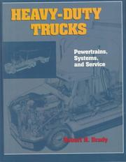 Cover of: Heavy-duty trucks