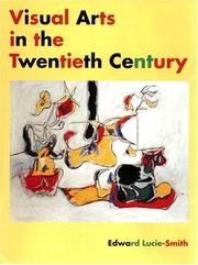 Cover of: Visual Arts in the 20th Century