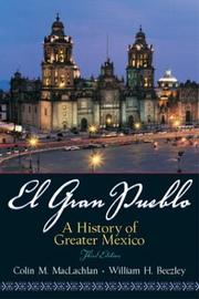 Cover of: Gran Pueblo | Colin M. MacLachlan