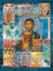 Cover of: Religion and Culture | Raymond Scupin