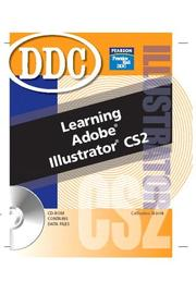 Cover of: Learning Adobe Illustrator (2nd Edition) (DDC Learning Series) | Catherine Skintik
