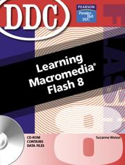 Cover of: Learning Macromedia Flash 8