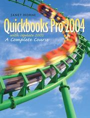Cover of: QuickBooks Pro 2004 with Update