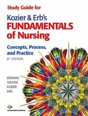 Cover of: Kozier & Erb