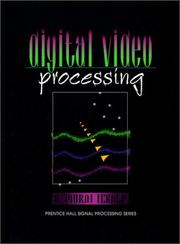 Cover of: Digital video processing