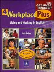 Cover of: Workplace plus with grammar booster
