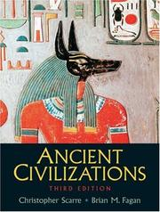 Cover of: Ancient Civilizations