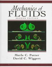 Cover of: Mechanics of fluids | Merle C. Potter