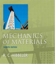 Cover of: Mechanics of Materials (7th Edition) | Russell C. Hibbeler